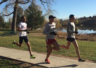 Boulder Town Paths Run