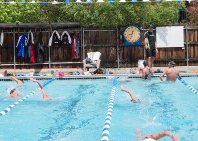 Boulder Masters Swim Group