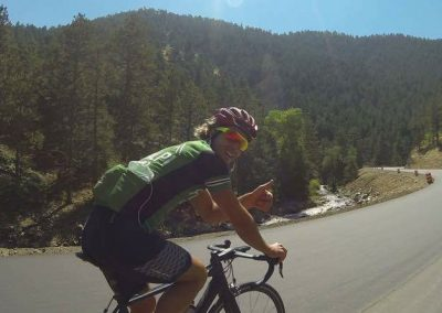 Boulder Rocky Mountains Ride