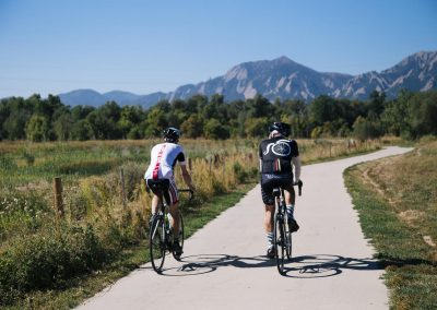 Boulder Bike Paths
