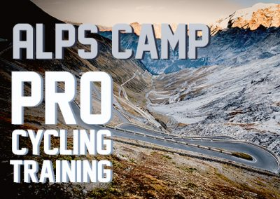 ALPS CAMP – PRO CYCLING TRAINING (June 22-29, 2019)